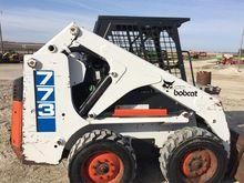 Used Bobcat 773 in B