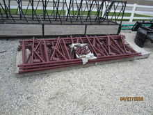Used Bale Feeder in