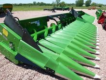 2015 Clarke Machine 1615
