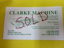 1993 Clarke 1222