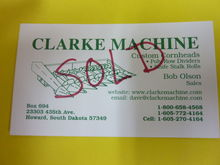 2005 Clarke 1215