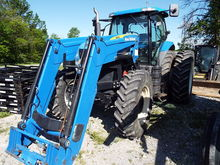 Used Holland T7050 i