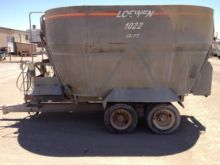 Used LOEWEN MFG 1022