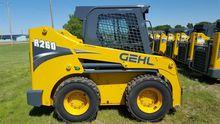 New 2016 Gehl R260 i
