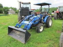 2012 New Holland BOOMER 50