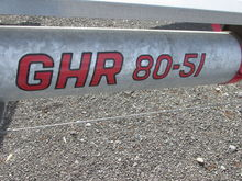 Used Wheatheart GHR8