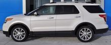 Used 2012 Ford EXPLO