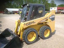 Used Gehl 4240 in Be