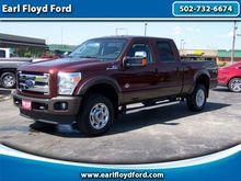 2016 Ford F250 SD