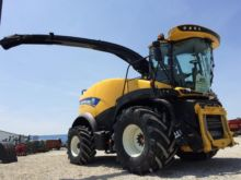 2016 New Holland FR450