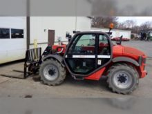 2007 Manitou MLT627T