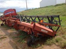 Hesston 8100 DH