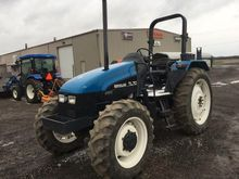 Used Holland TL70 in