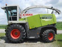 Used 2007 Claas JAGU