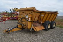 Used Kuhn Knight 812