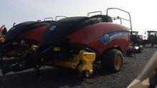 2013 New Holland BIG BALER 340S
