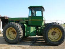 Used John Deere 8650