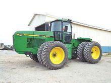 Used John Deere 8560
