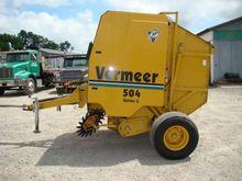 Vermeer Mfg. Co. 504L