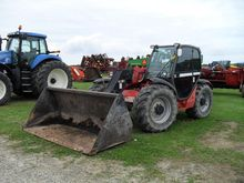 Used Manitou MLT630