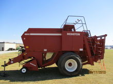 Used Hesston 4800 in