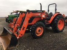 Used Kubota M9540 in