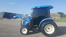 New Holland TC40DA