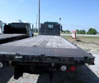 2007 Used Flat bed