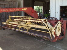 New Holland 499