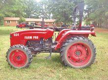 Used Farm Pro 554 in