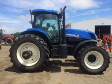 Used 2012 Holland T7