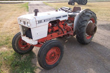 Used David Brown 885