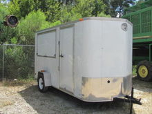 2011 Covered Wagon Trailers