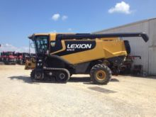 2010 Caterpillar LEXION 575R
