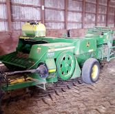 Used John Deere 348
