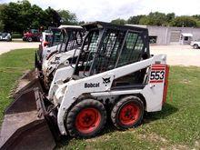 Used Bobcat 553 in W