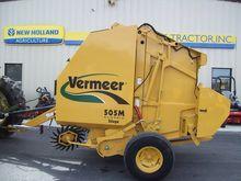 2010 Vermeer Mfg. Co. 505M