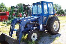 Used 2007 Farmtrac 6