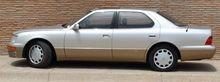 1995 Lexus LS400 Sedan