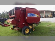 2007 New Holland BR7080