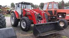 Used 2010 Massey-Fer