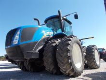 2013 New Holland T9.505