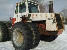 Used Case 2670 in Wo