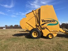 2007 Vermeer Mfg. Co. 605 SUPER