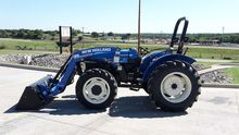 2013 New Holland WORKMASTER 55