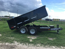 2016 Texas Made Trailers DT7121