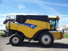 2008 New Holland CR9040