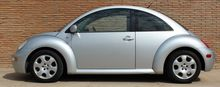 2003 Volkswagon New Beetle