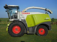 Used 2010 Claas JAGU