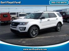New 2017 Ford Explor